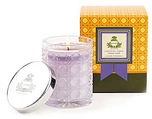Agraria Lavender & Rosemary Crystal Petite Candle