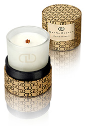 Dayna Decker Exotic Amber & Black Musk X-Wick Candle