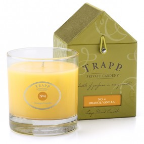 Trapp - Orange Vanilla #4 Candle
