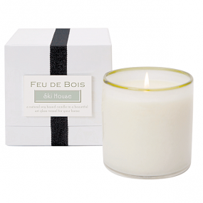 LAFCO Skihouse Candle