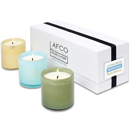 LAFCO - Assorted 3 Mini Candle Set