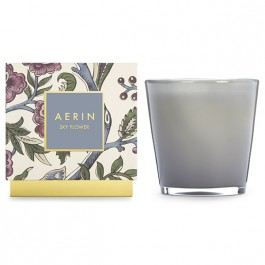 Aerin Lauder Sky Flower Candle