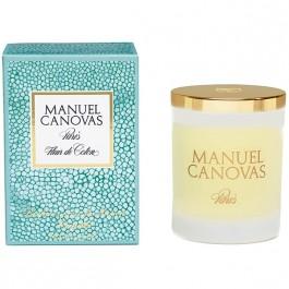 Manuel Canovas Fleur de Coton Candle