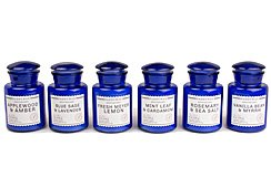 Paddywax Blue Apothecary Candles