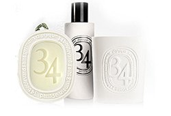Diptyque 34 Collection