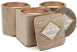 Paddywax Woods Candles