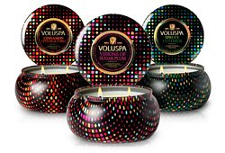 Voluspa Maison Holiday Candles