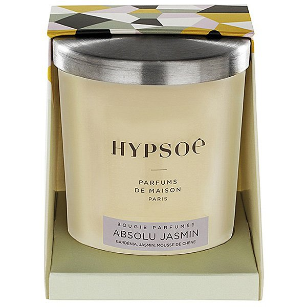 Hypsoe - Absolu Jasmin Glass Candle