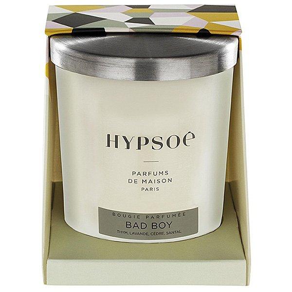 Hypsoe - Bad Boy Glass Candle