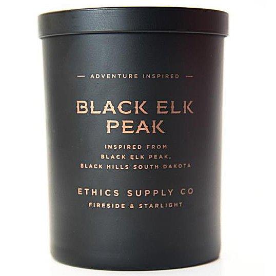 Ethics Supply Co - Black Elk Peak Candle