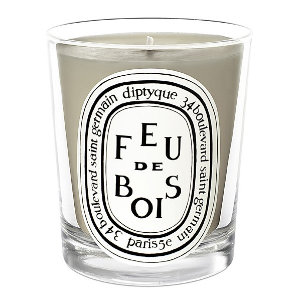 diptyque feu de bois wood fire scented candle candle delirium. Black Bedroom Furniture Sets. Home Design Ideas
