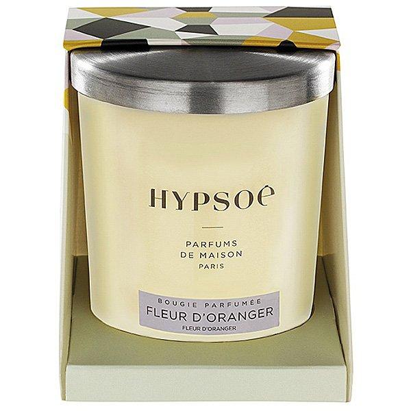 Hypsoe - Fleur d'Oranger Glass Candle
