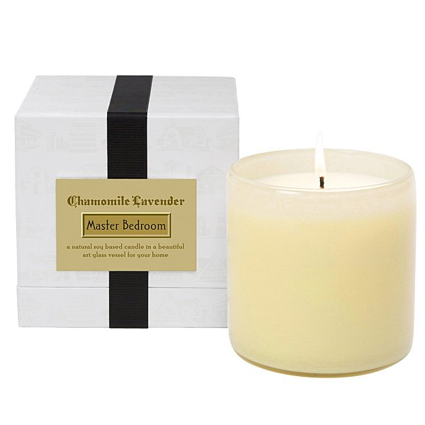 lafco master bedroom chamomile lavender candle 15767 | lafco bedroom candle