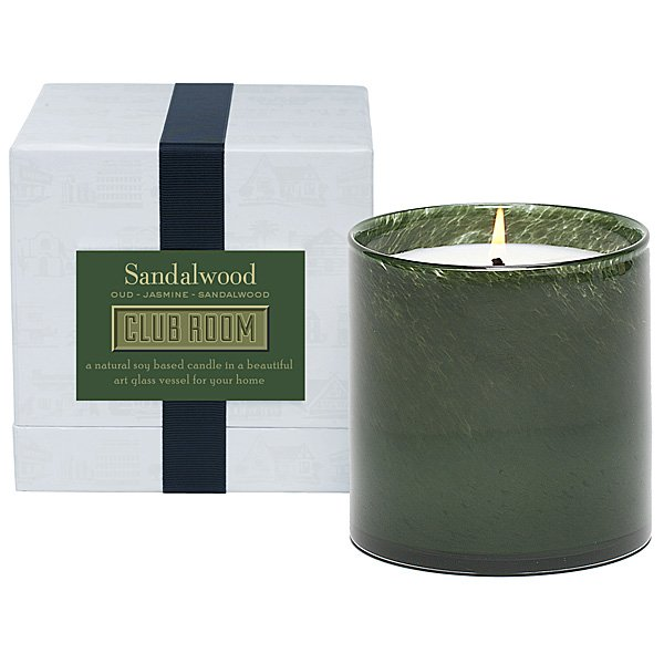 Lafco Club Room Sandalwood Candle Candle Delirium