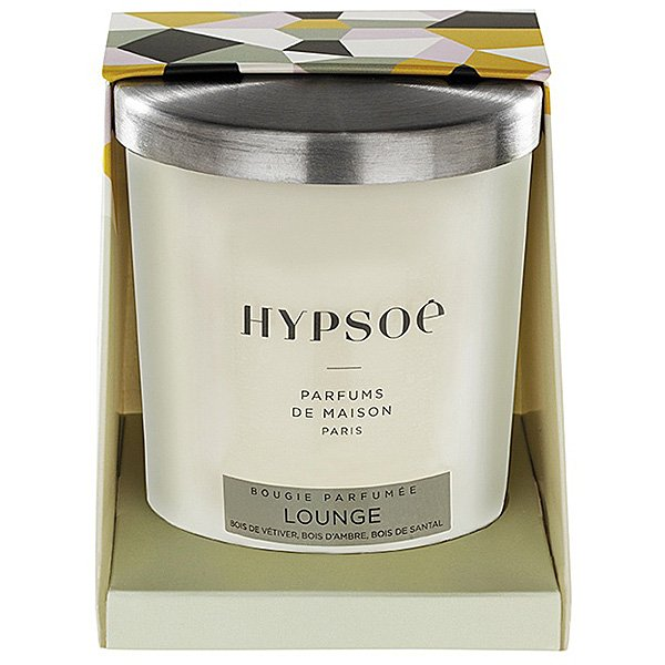 Hypsoe - Lounge Glass Candle