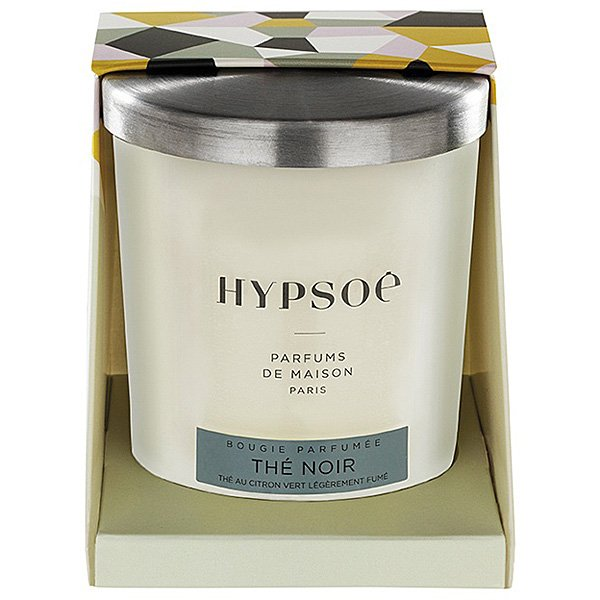 Hypsoe - The Noir Glass Candle