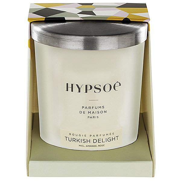 Hypsoe - Turkish Delight Glass Candle